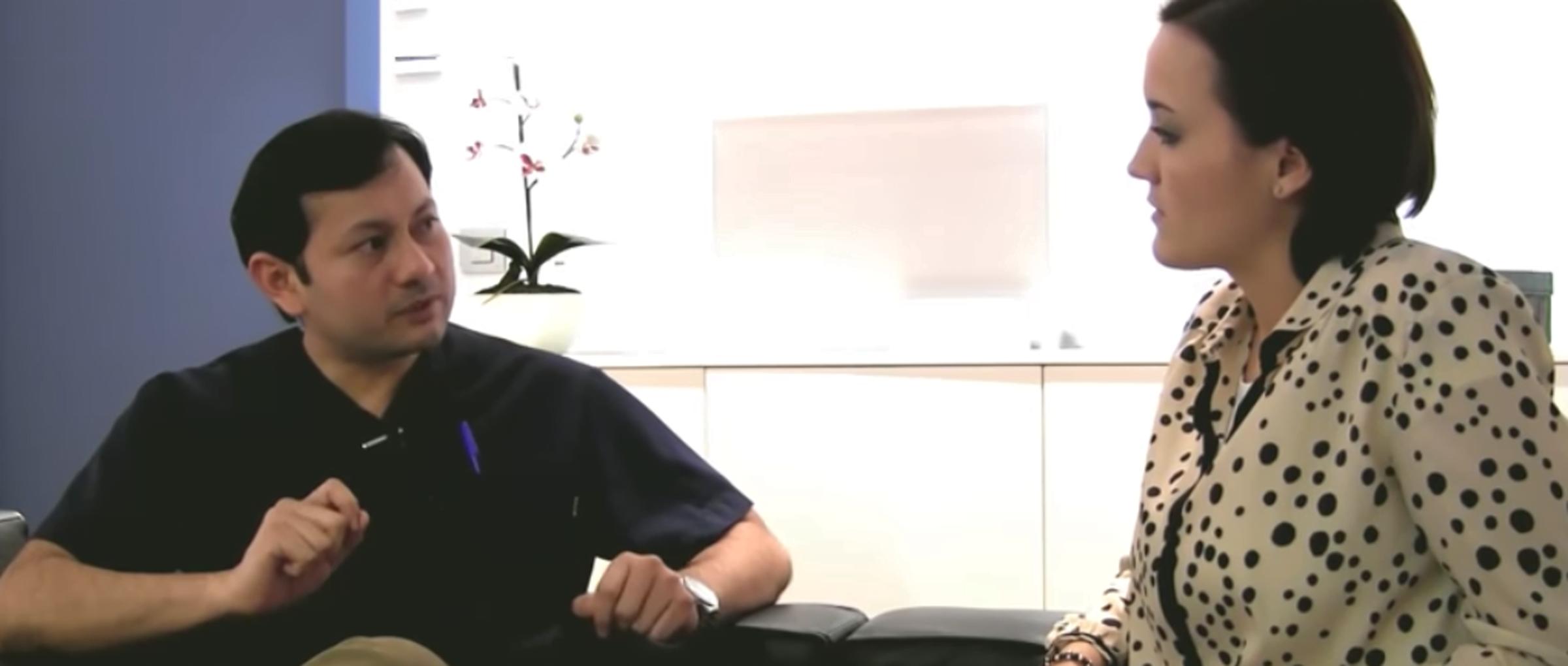 Dr Juan Carlos Castillo about acupuncture and Fertility Treatment