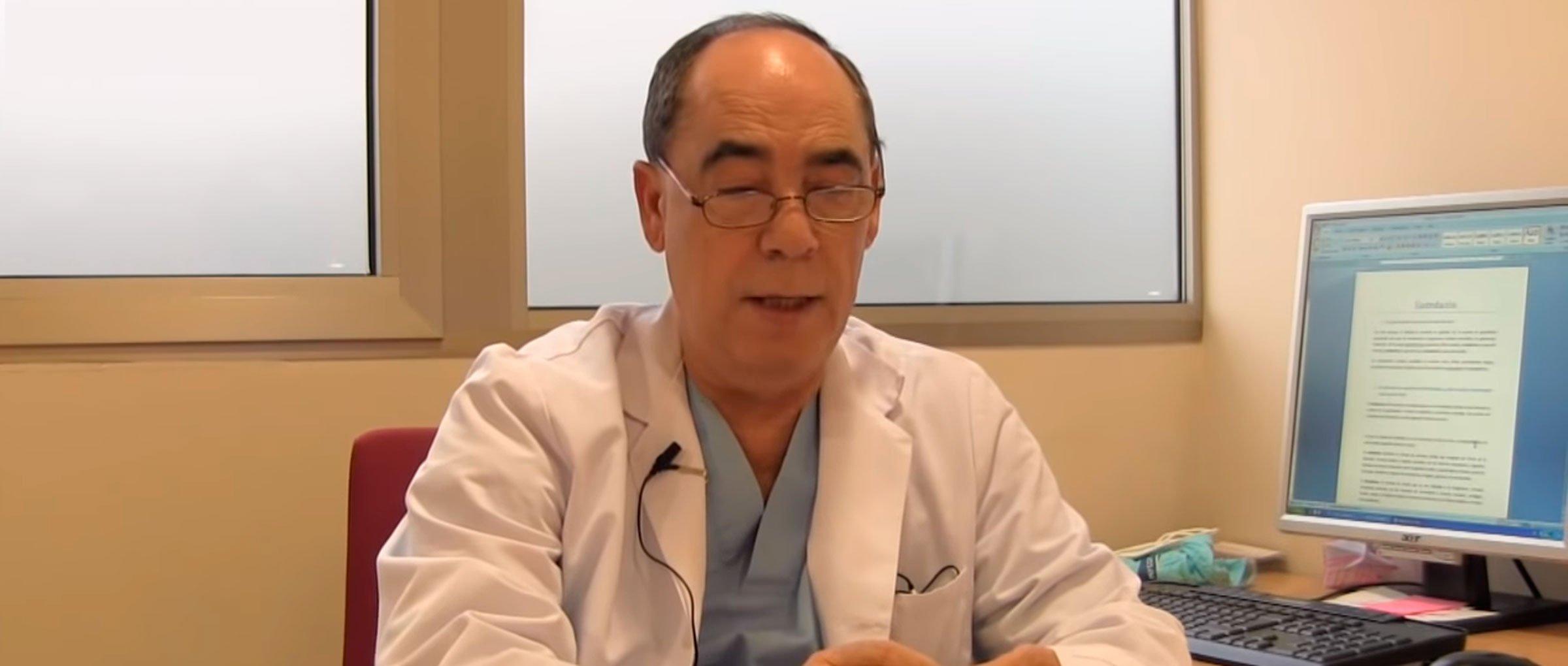 Imagen: Interview of Dr Barea