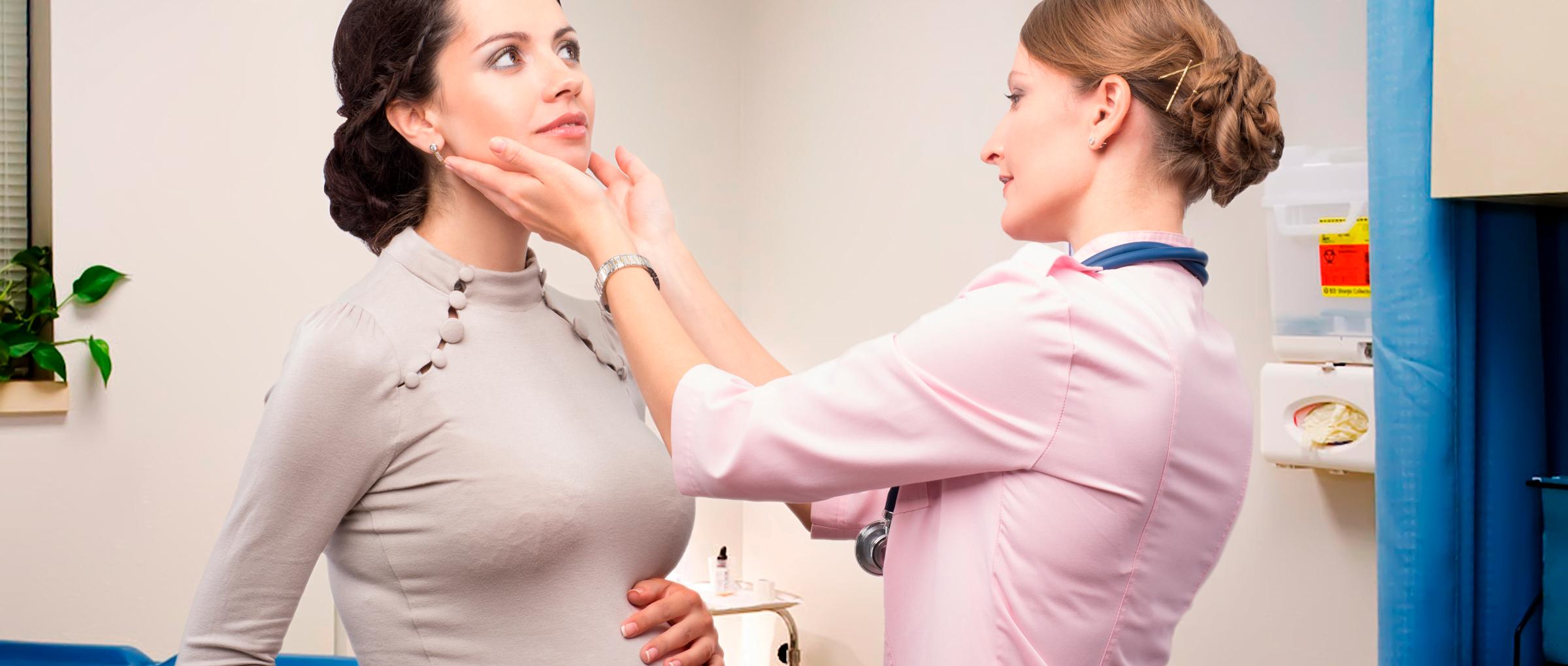 Imagen: Thyroid gland control