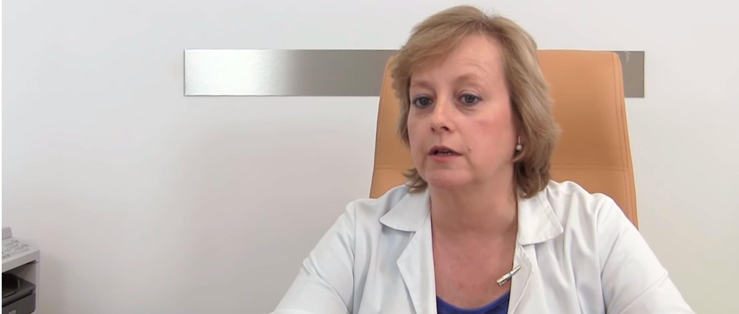 Dr Elena Martín about hydrosalpinx