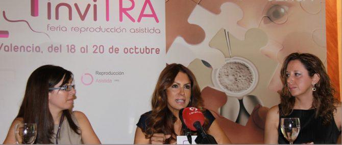 Imagen: Jacqueline De La Vega, godmother of the inviTRA Fair in 2013