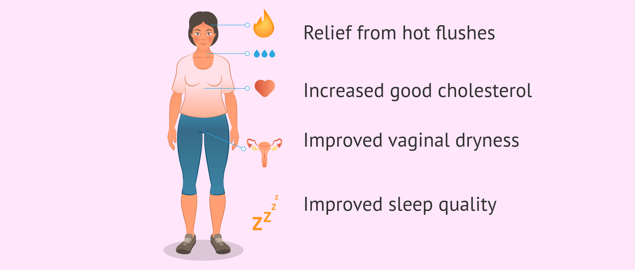 Imagen: hormon therapy
