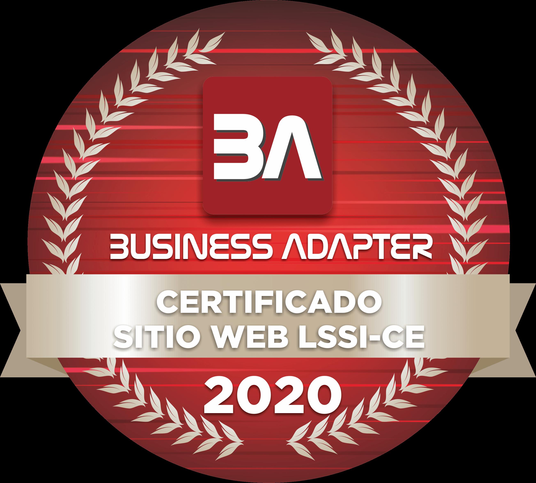 Imagen: certificate
