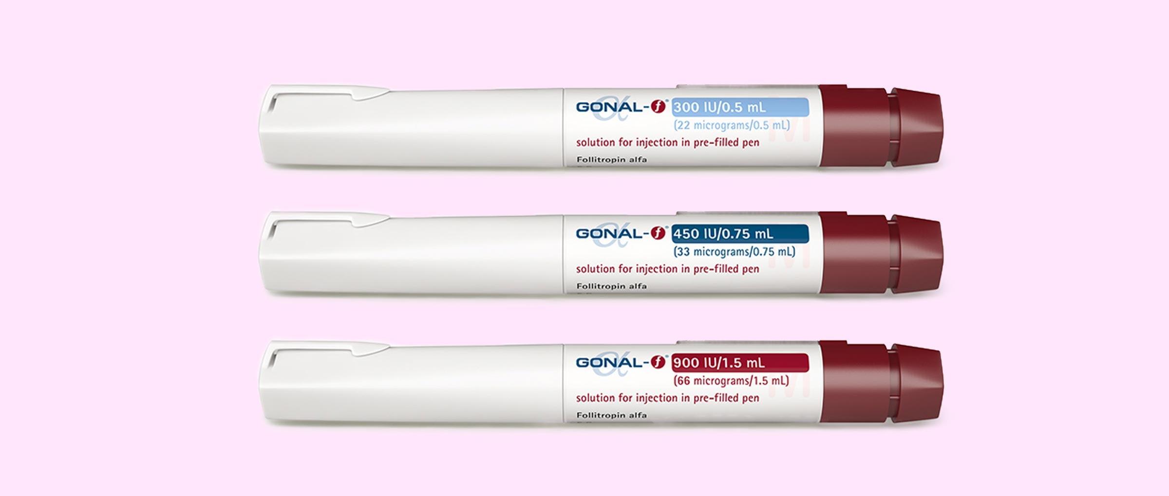Gonal-f in pen format