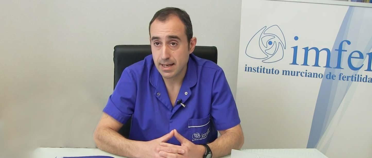 Interview with Dr. Jose Sánchez about sperm morphology
