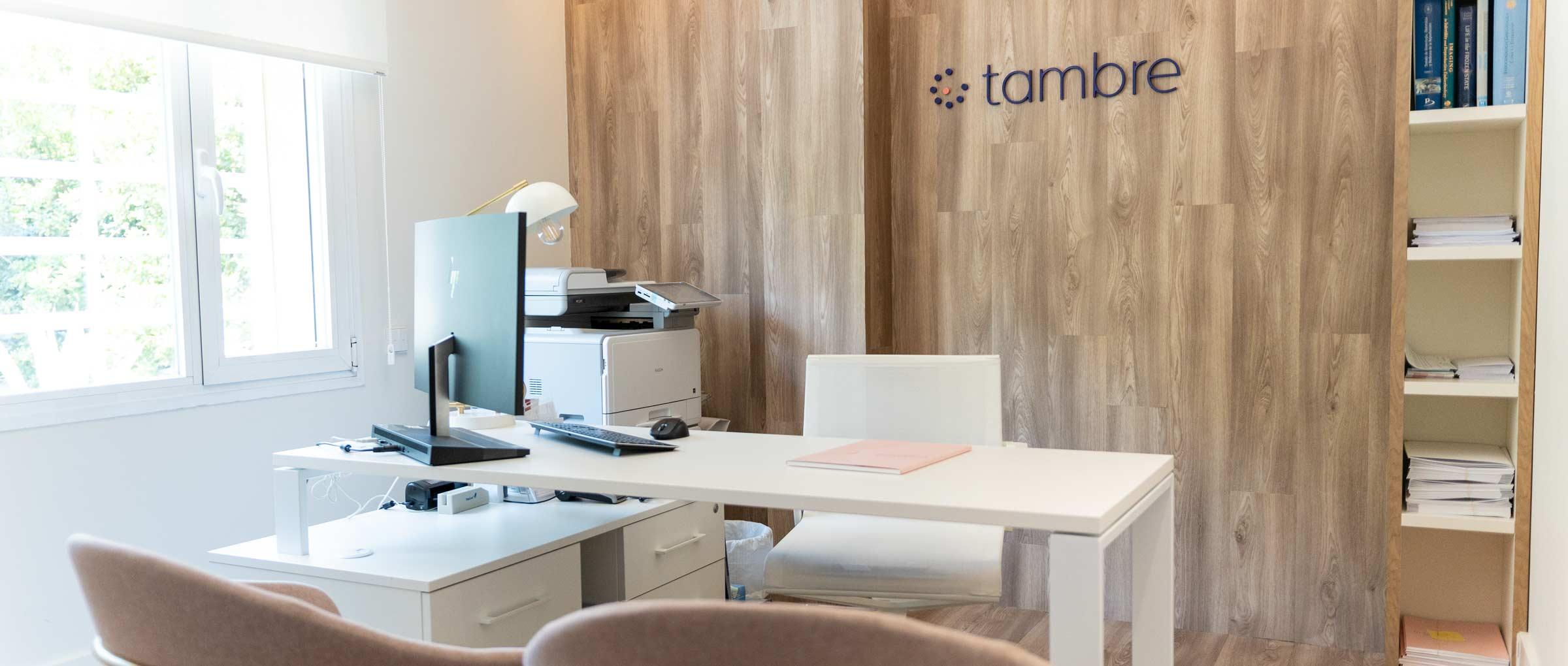 Consultation of Clínica Tambre