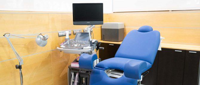 Imagen: Exploration room IVF Donostia