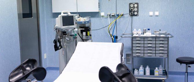 Imagen: Operating Room of Clínica Tambre