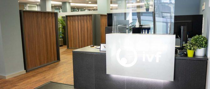 Imagen: Reception IVF Donostia