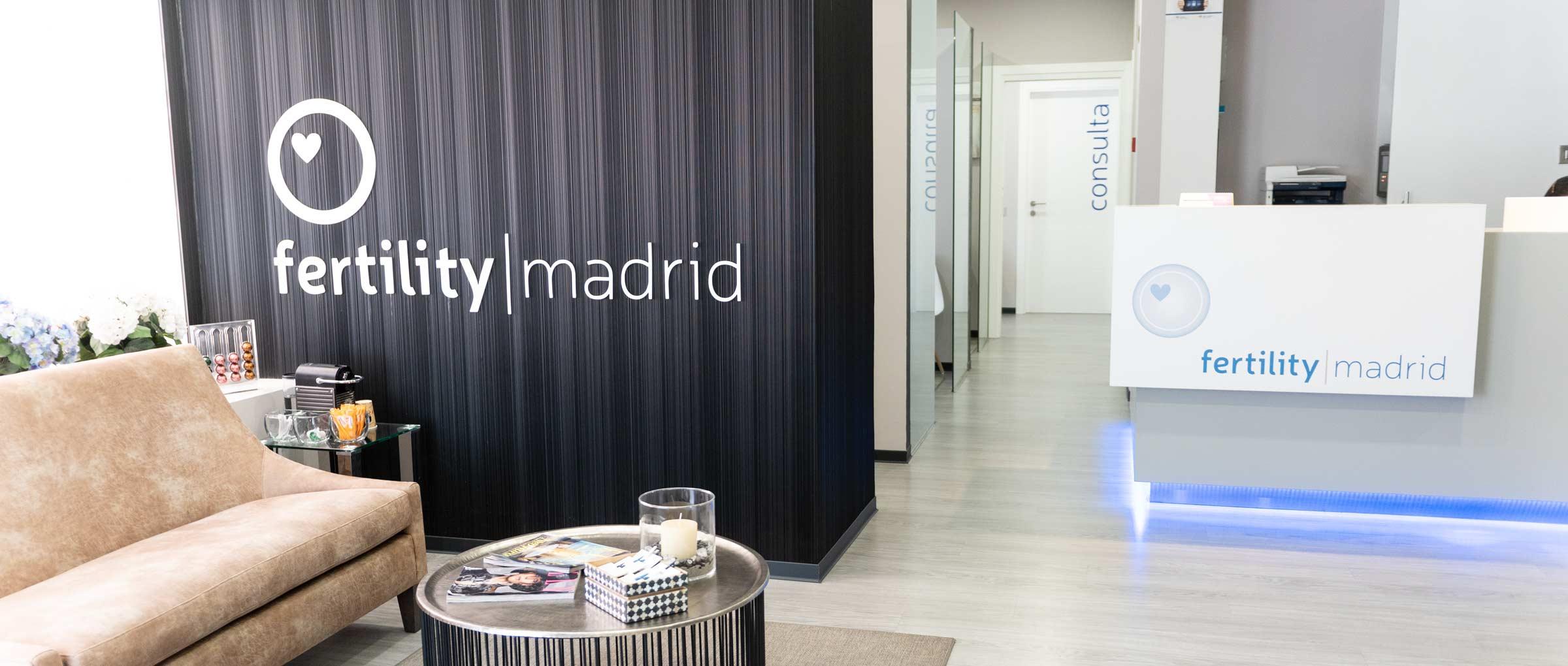 Reception of Fertility Madrid