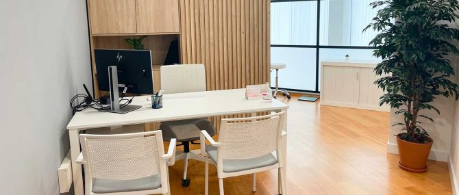 Imagen: Consultation Room Reproclinic