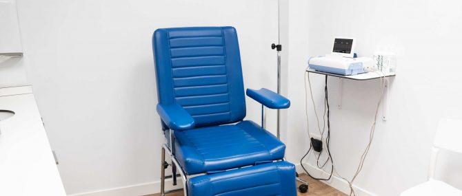 Imagen: Nursing room