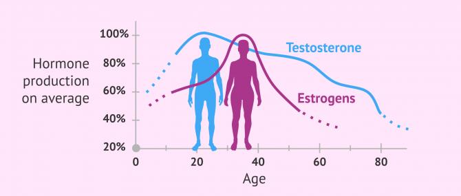 Imagen: Men's fertility declines with age